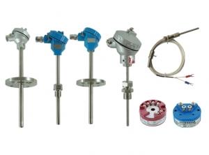 热电偶热电阻/一体化温度变送器